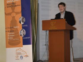 Μια συνέντευξη με τον Dr Στυλιανό Γρηγοράκη  (29/04/2018)