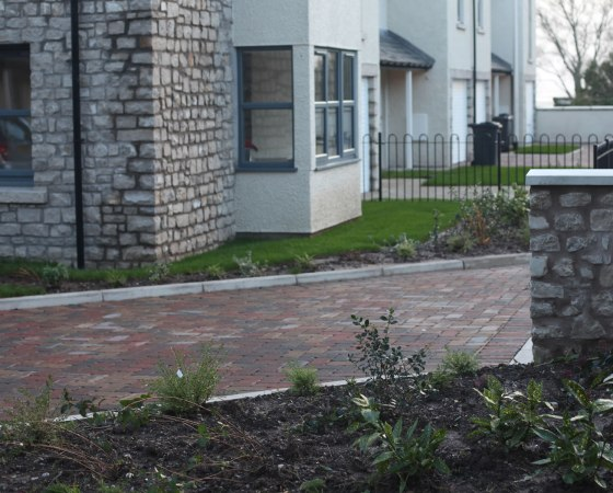 Landscape Design – Cedric Walk Housing
