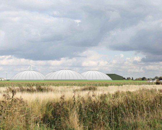 Horsey Toll Anaerobic Digestion Plant – LVA