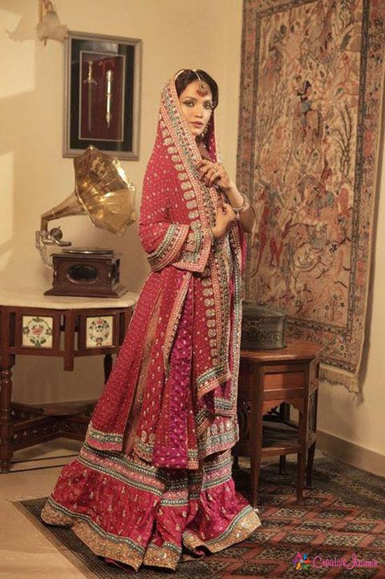 Latest Barat Dresses Designs Amp Ideas Collection For