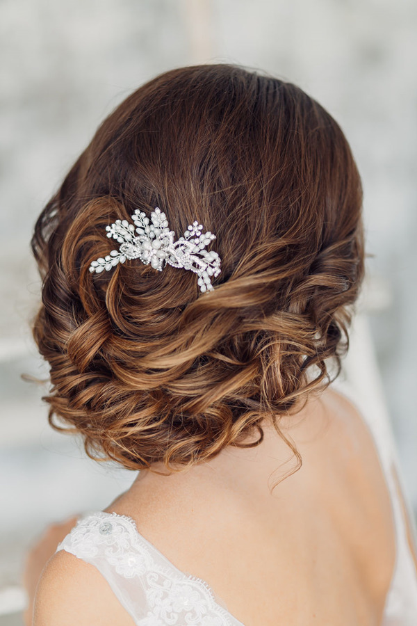Floral Fancy Bridal Headpieces Hair Accessories 2018 19