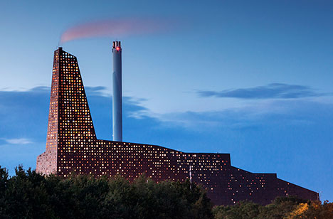 gothic-external-facade-waste-management-plant-denmark-landscape