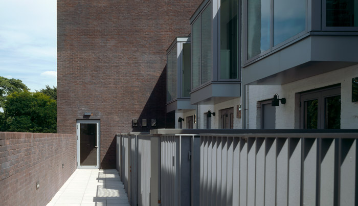 Vassall Road Housing and Medical Centre Tony Fretton Architects London