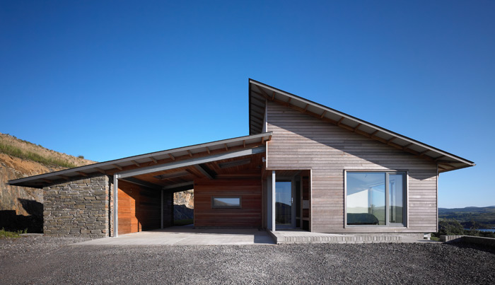The Houl, Galloway, Scotland - Simon Winstanley Architects