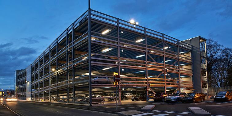 Wolverhampton Car Park