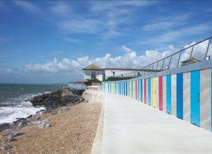 Milford-on-Sea Beach Huts - snugarchitects