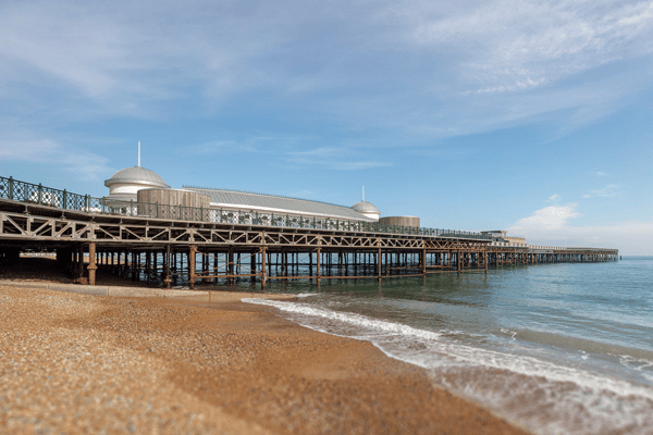 Hastings Pier Restoration