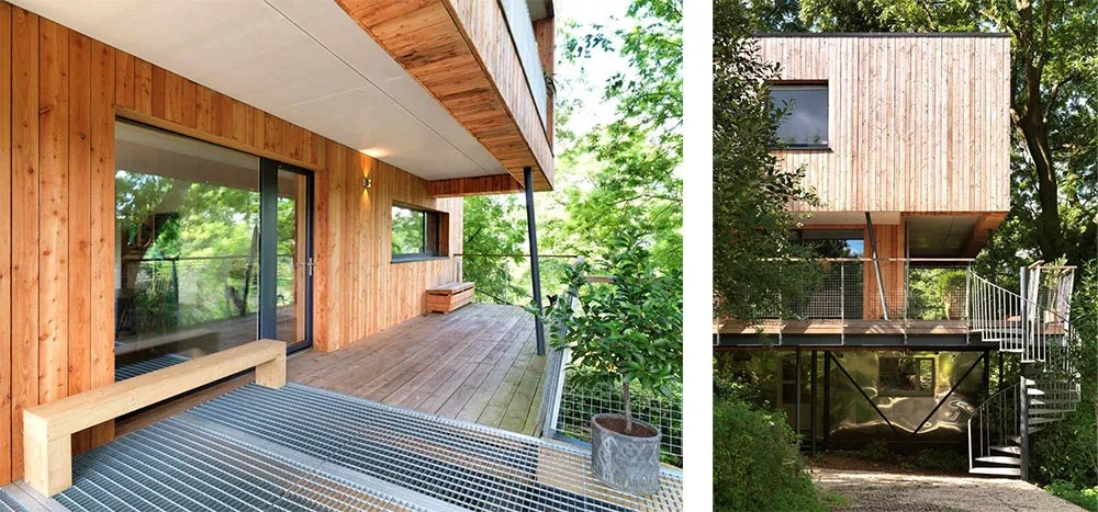 Dursley Treehouse, Gloucester - Millar + Howard Workshop