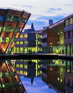 University of Nottingham Jubilee Campus Michael Hopkins and Partners