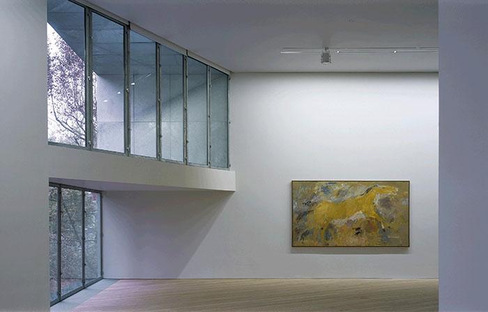 Lewis Glucksman Gallery, Cork, Ireland - O'Donnell & Tuomey