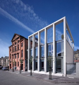 Shettleston Housing Association Offices Glasgow - Elder and Cannon