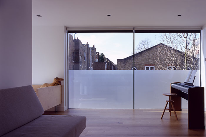 The Zinc House in London - HEAT Architects