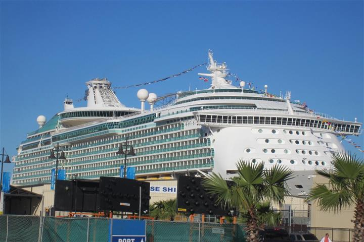 New Agreement Means Big And Bigger Things From Royal Caribbean - Galveston cruise port