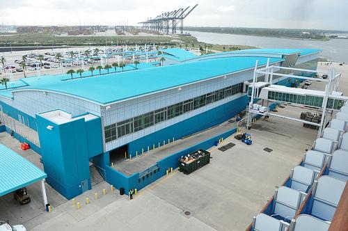 Bayport Cruise Terminal Large