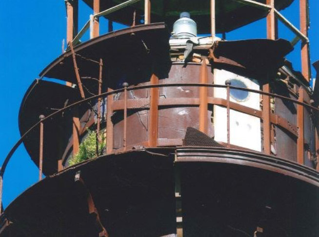 Galveston Heritage At Risk List