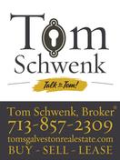 Tom's Galveston Real Estate