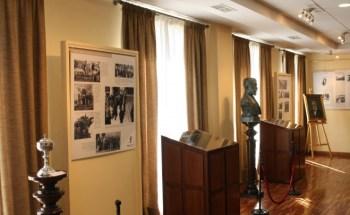 """Visita virtual a la Exposición """"Vida y obra de D. José Gálvez Ginachero"""" en 2015."""