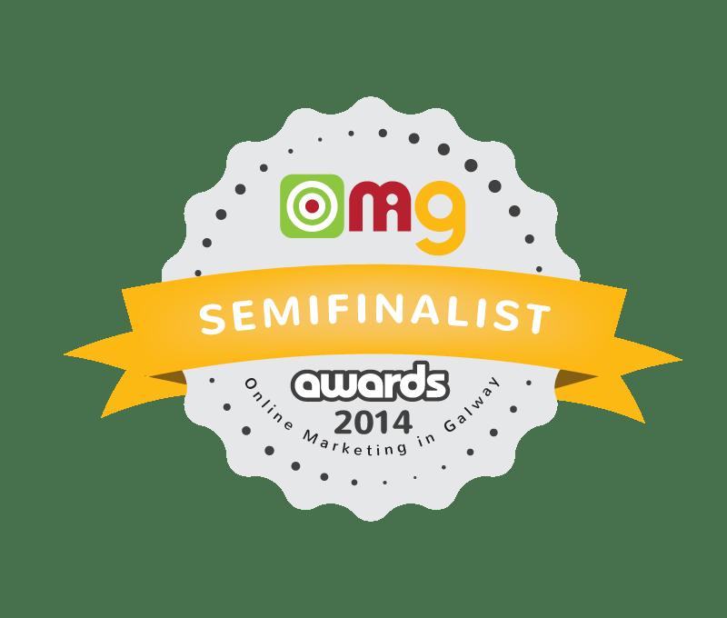 OMiG Awards Semifinalist Badge