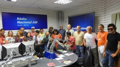 6ª Edição do Sarau Nacional Banca de Poetas prestigia Renato Matos