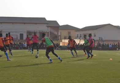 Young Scorpions (U-20) Prepare For Local Test Match