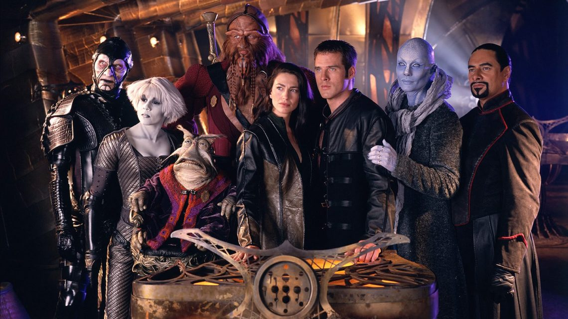 The Long Rumored Farscape Movie Is Happening - Gambit Magazine