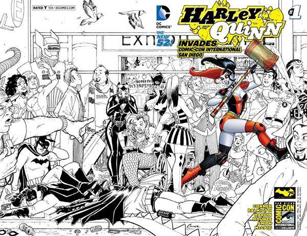 HARLEYSD_Cv1 Comic-Con