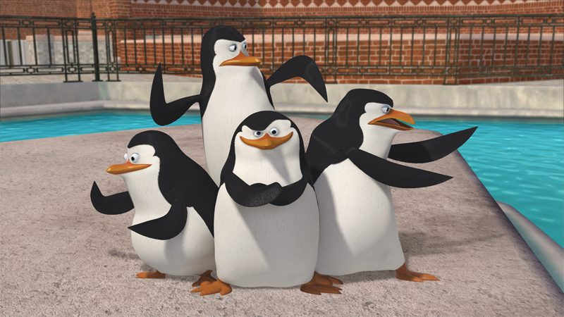 The Penguins Of Madagascar | New