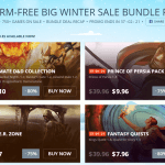 GOG.com Big Winter Finale makes all 24 bundles available for 48 hours!