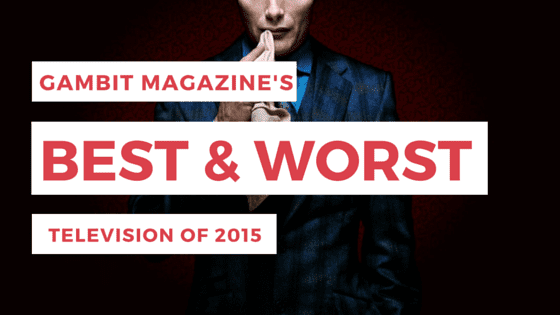 The best & worst TV of 2015