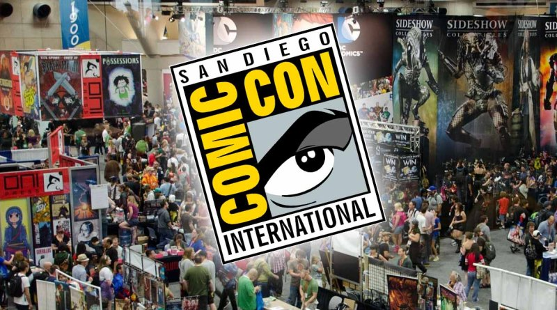San Diego Comic-Con Sweepstakes