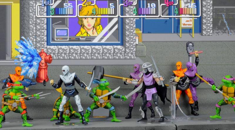 TMNT Arcade Turtles