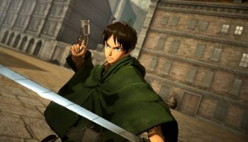 Attack on Titan Game 'A O T  Wings of Freedom' Is Out Today