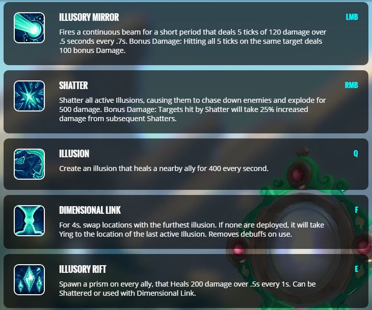 Latest 'Paladins' update adds new illusion based support