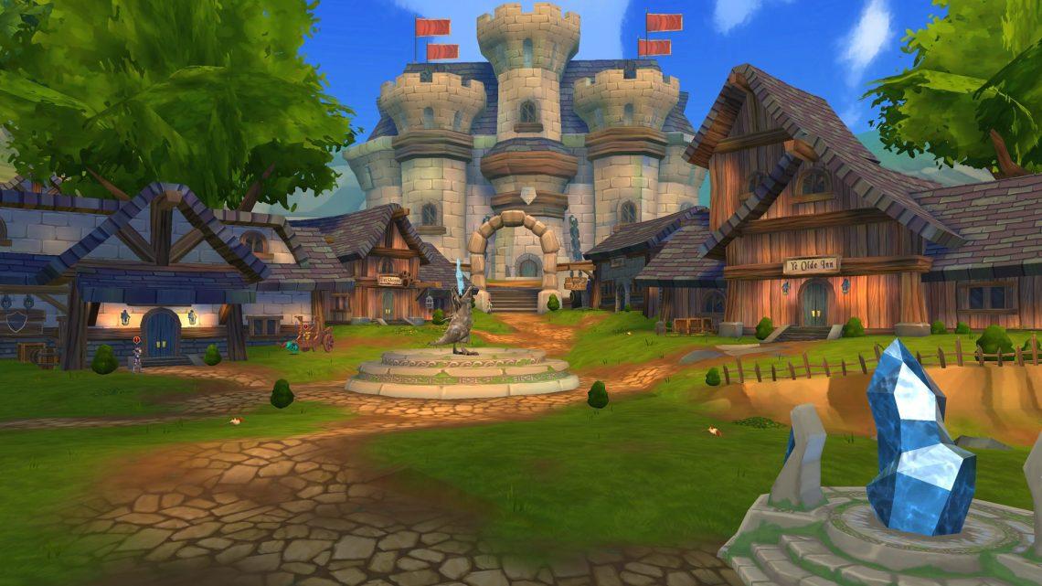 AdventureQuest 3D Open Beta Launches on iOS - Gambit Magazine