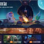The GOG.com's winter sale has arrived