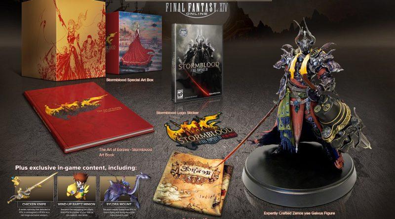 Final Fantasy XIV: Stromblood pre-orders are now open