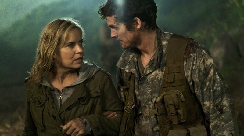 """Fear the Walking Dead: """"Burning in Water, Drowning in Flame"""""""