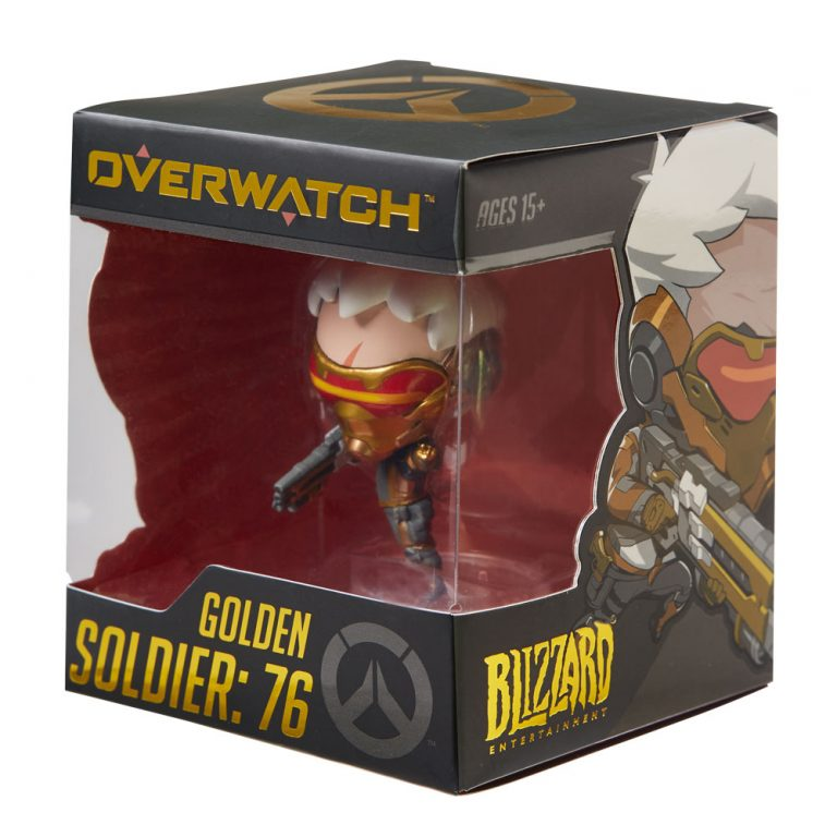 SDCC 2017 Exclusive Blizzard Overwatch Anniversary Key Art Print 20 x 13.5