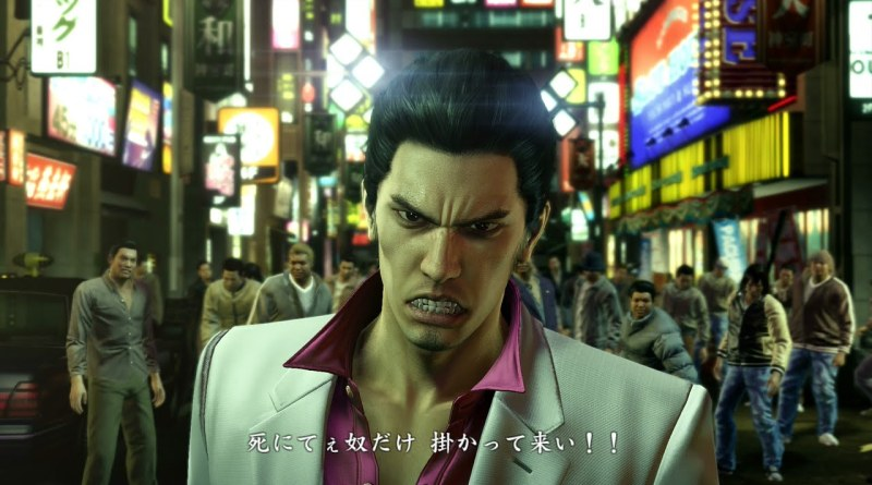 Learn How To Fight And Play Through The Streets Of Kamurocho In The New Yakuza Kiwami Trailer