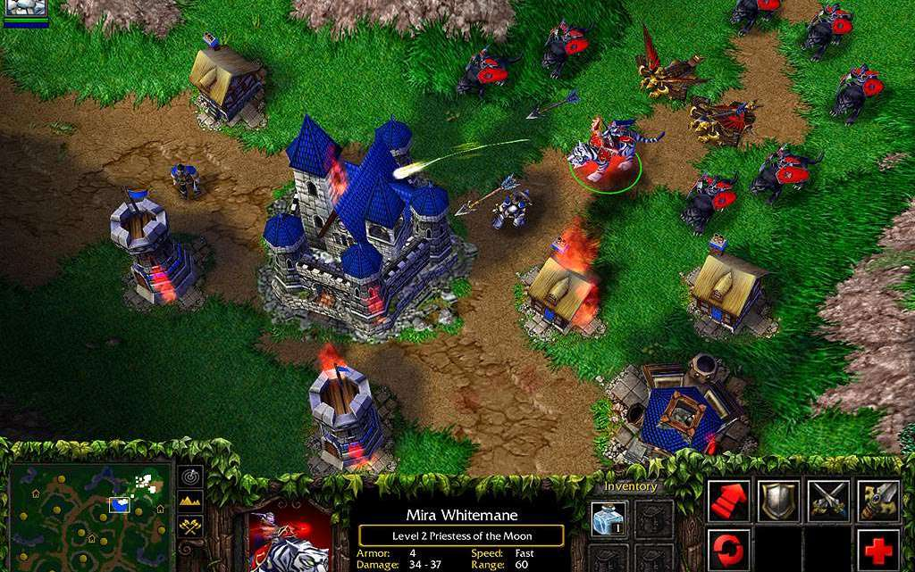 Warcraft 3 Now Has Its Own PTR - Gambit Magazine