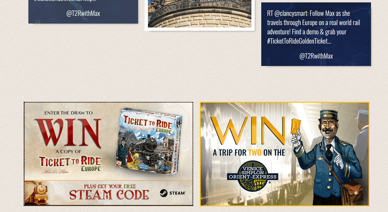 Get a Free Steam Code for Ticket to Ride - Gambit Magazine