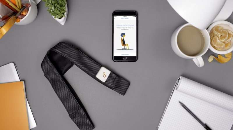Backbone: Smart Posture Support – Review