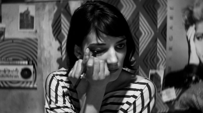 31 Days of Fright: A Girl Walks Home Alone at Night