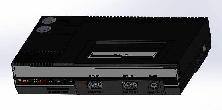 CollectorVision Games to Start Crowdfunding for ColecoVision HD