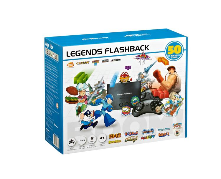 atgames announces legends flashback console