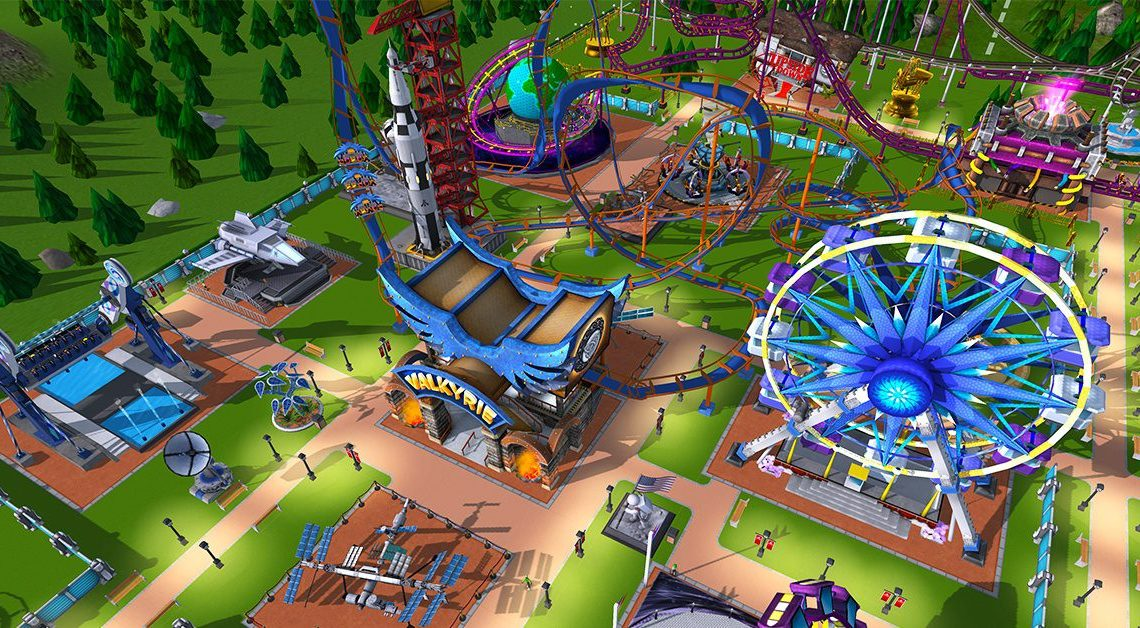 Atari announces RollerCoaster Tycoon Adventures for Nintendo Switch