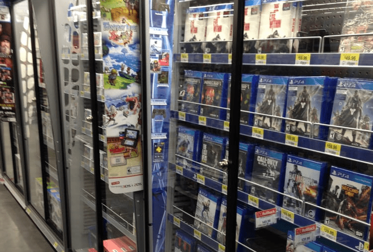 Walmart Pulls Signage For Violent Video Games In Wake Of