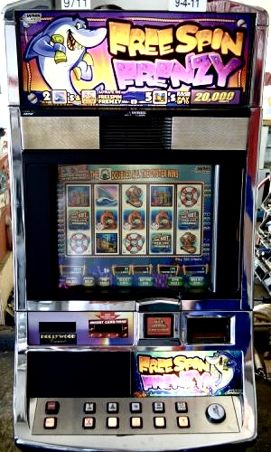 play the slots for free