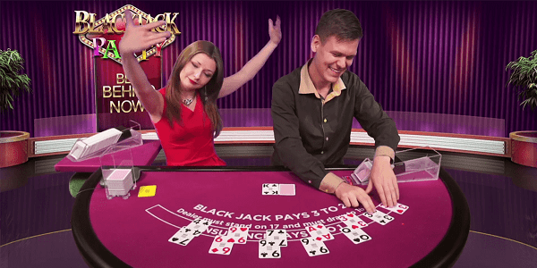 Evolution Gaming innovates with Live Blackjack Party