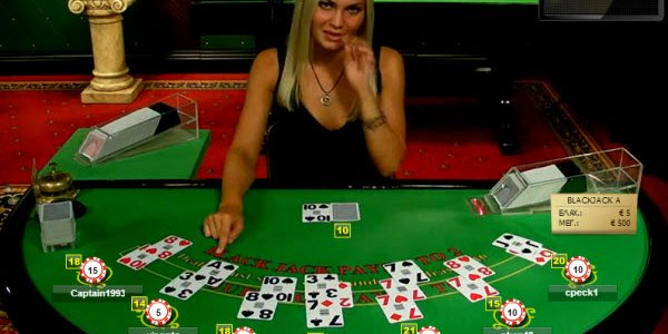 Play Live Casino with real Live Dealers